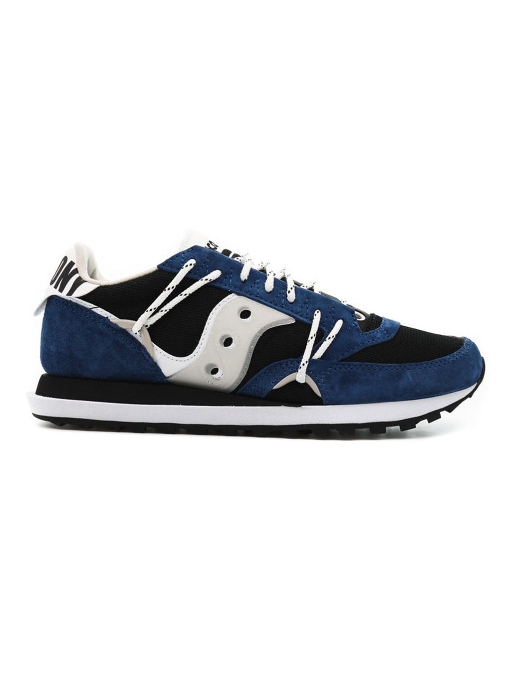 Navy & White Jazz DST Sneakers