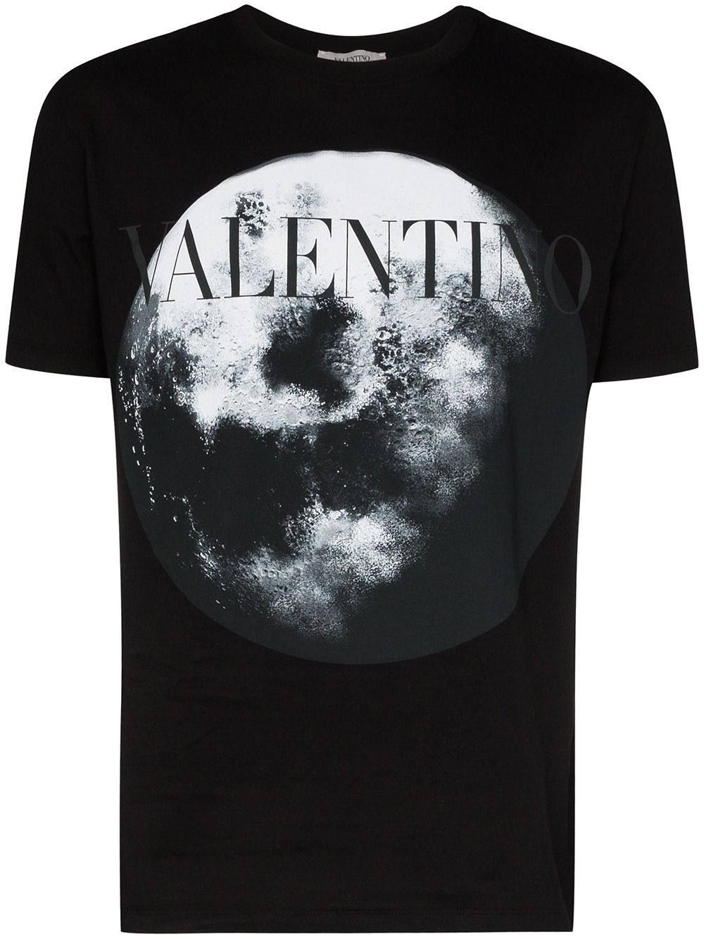 Black Moon Logo Graphic T-Shirt