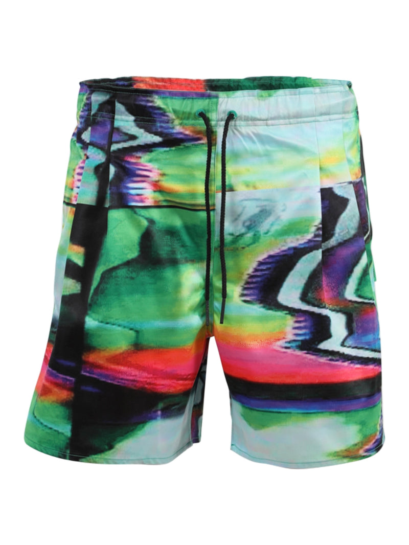 Multi Drawstring Sports Shorts