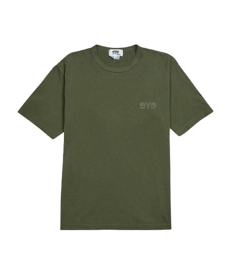 Khaki Eye Chest Logo T-shirt