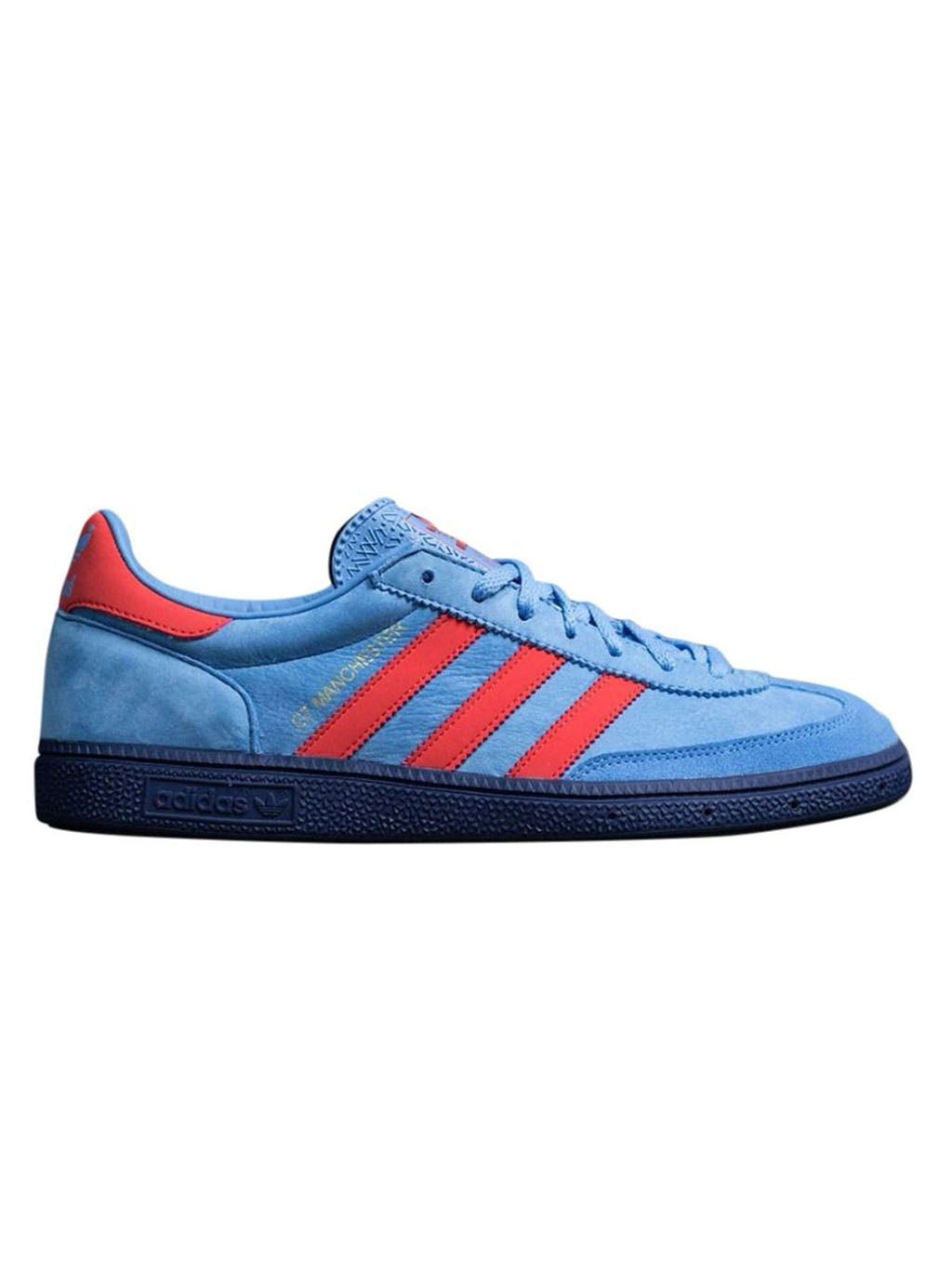 Blue & Red X New Order Manchester Sneakers