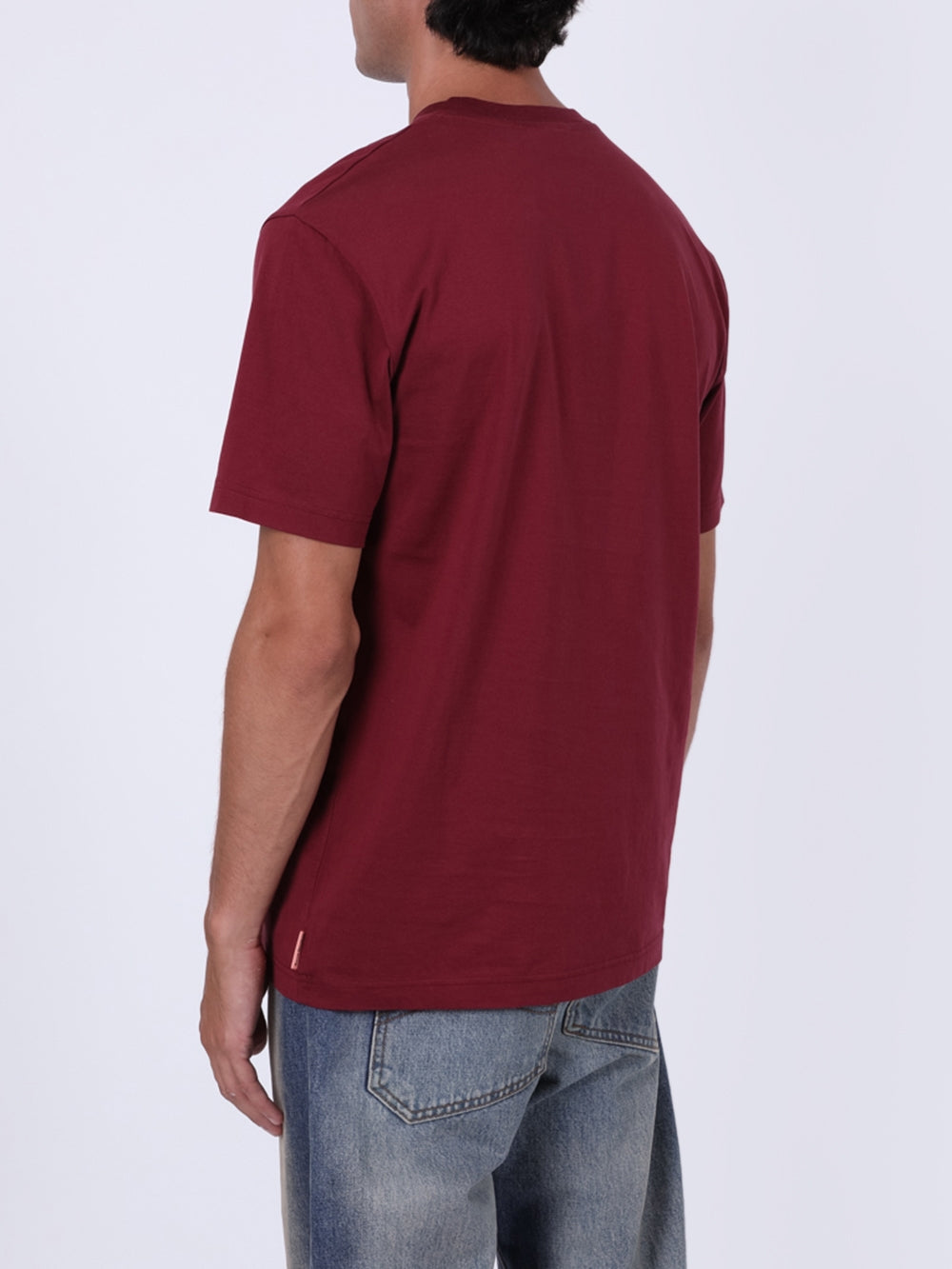 Red Classic Plain T-Shirt