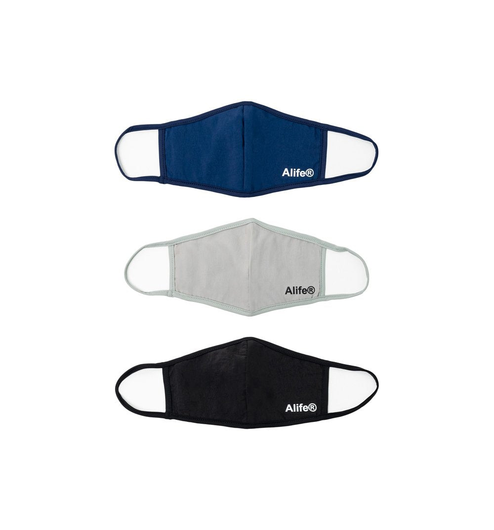 Tri-Color Face Mask Pack