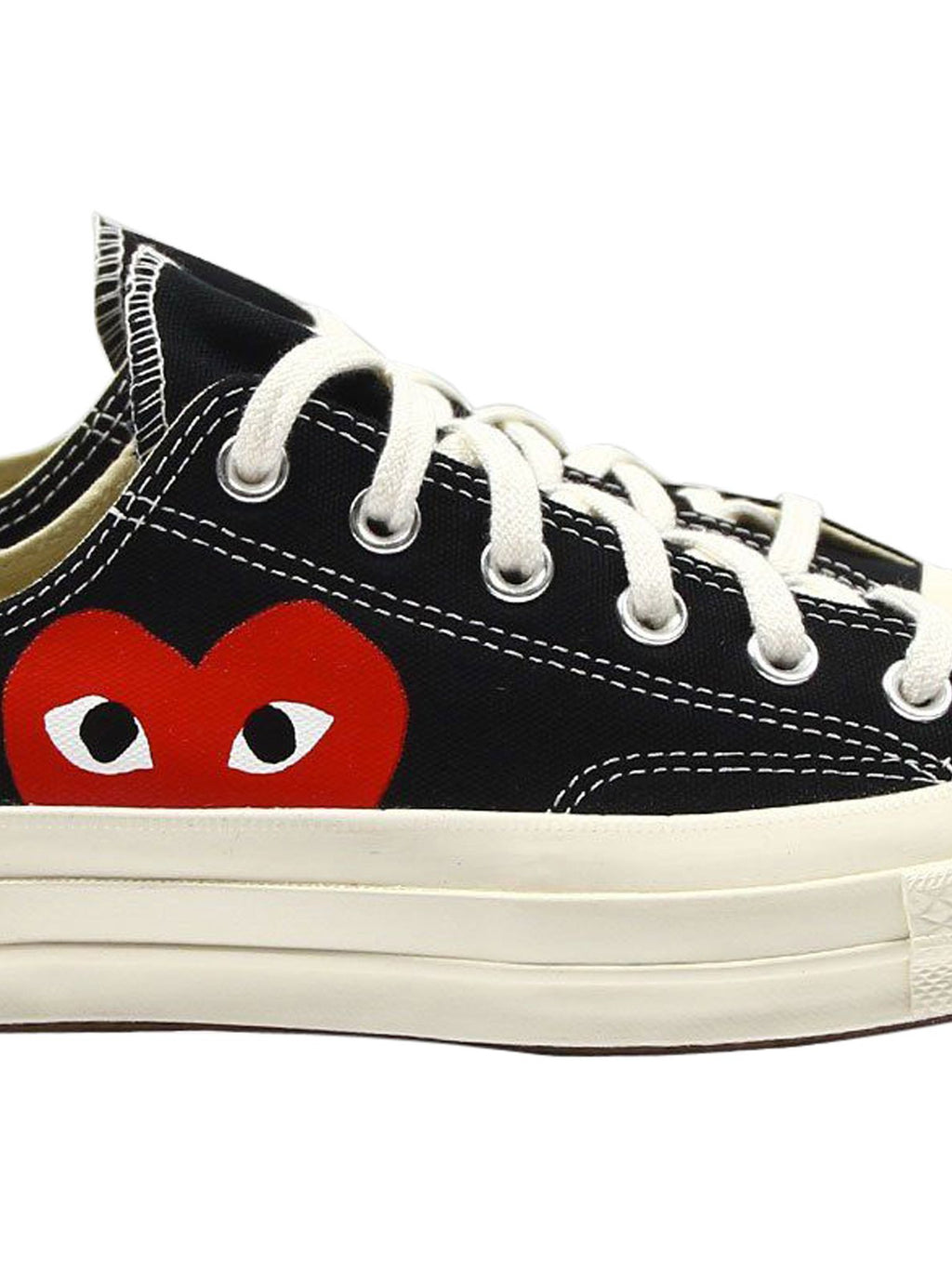 Black Converse Chuck Taylor Low Top Sneakers