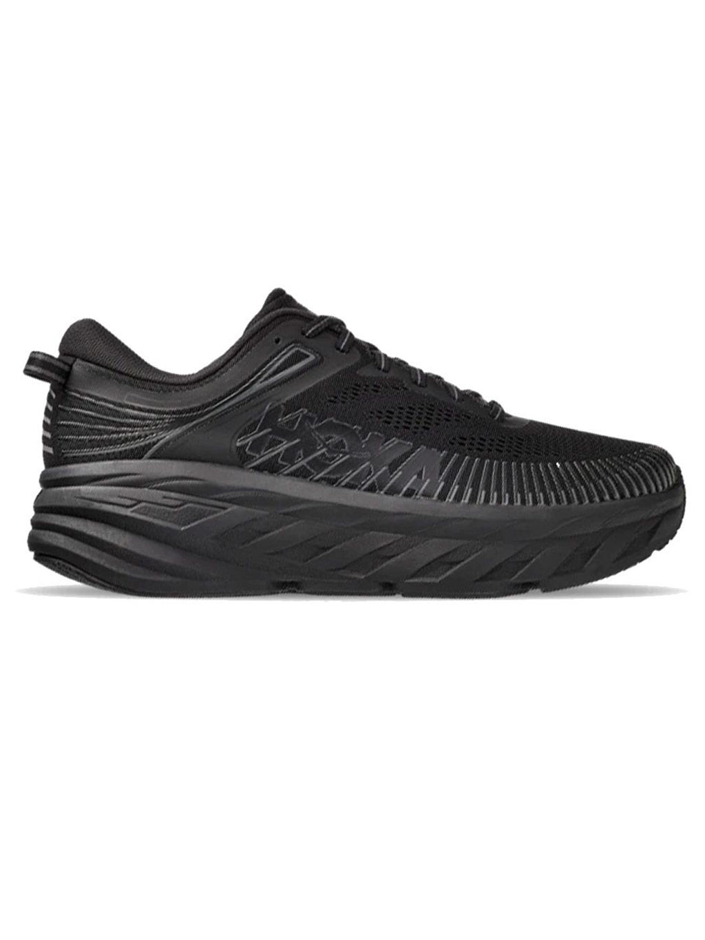Black Bondi 7 Sneakers