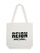 White Tote Bag thumbnail 1
