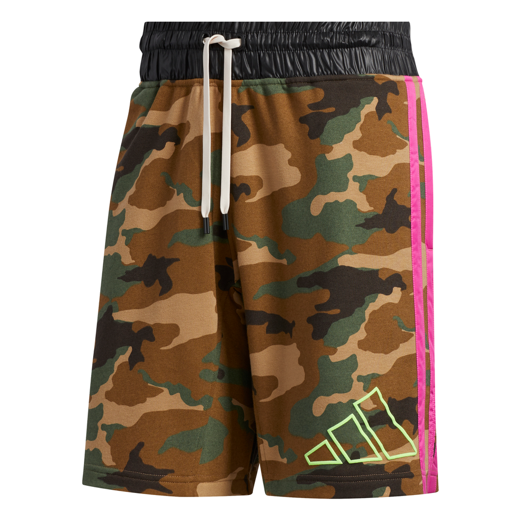 Green Daniel Patrick x James Harden Basketball Shorts