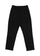 Black Stan Elasticized Waist Trouser thumbnail 1