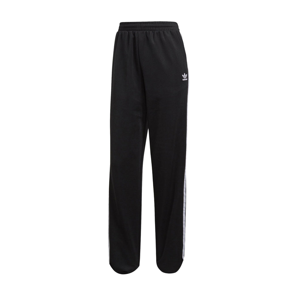 Black Knotted Track Pants