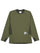 Khaki Hybrid Base Layer Long Sleeve T-Shirt thumbnail 1