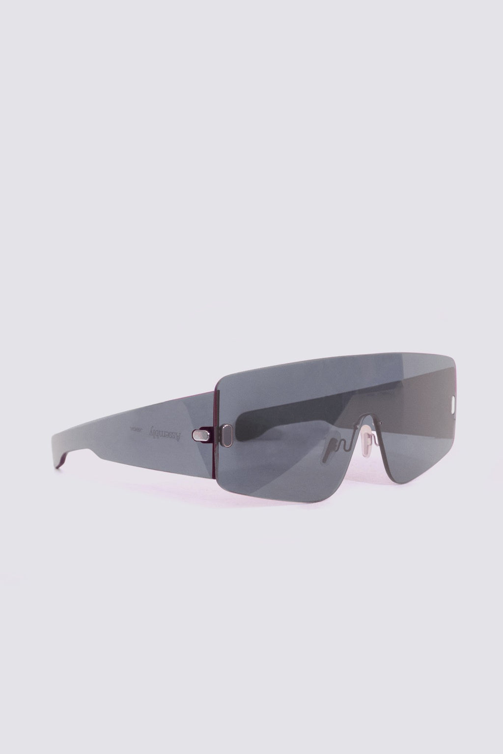 Blue Acetate Xenon Sunglasses