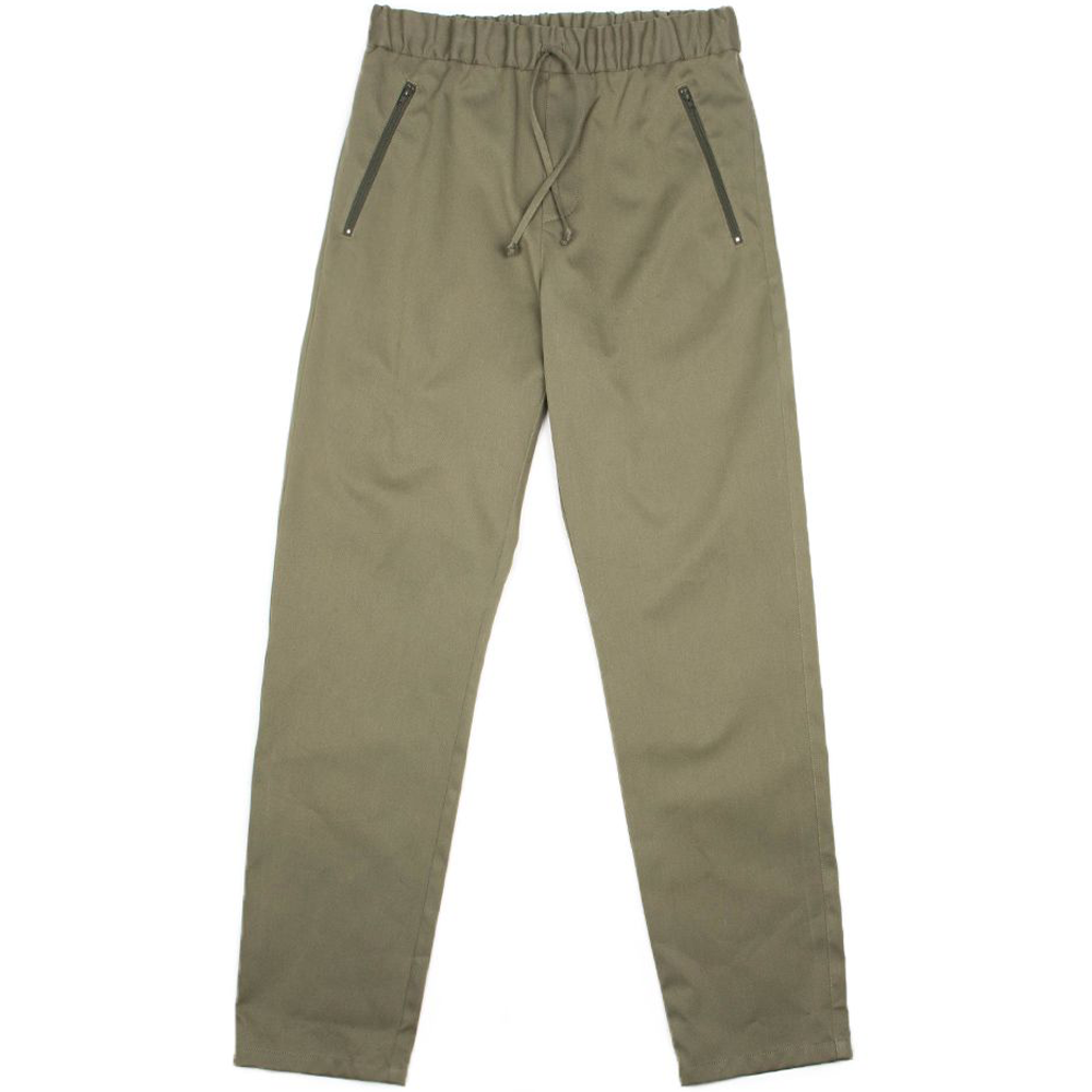 Khaki Carhatt Straight Pants