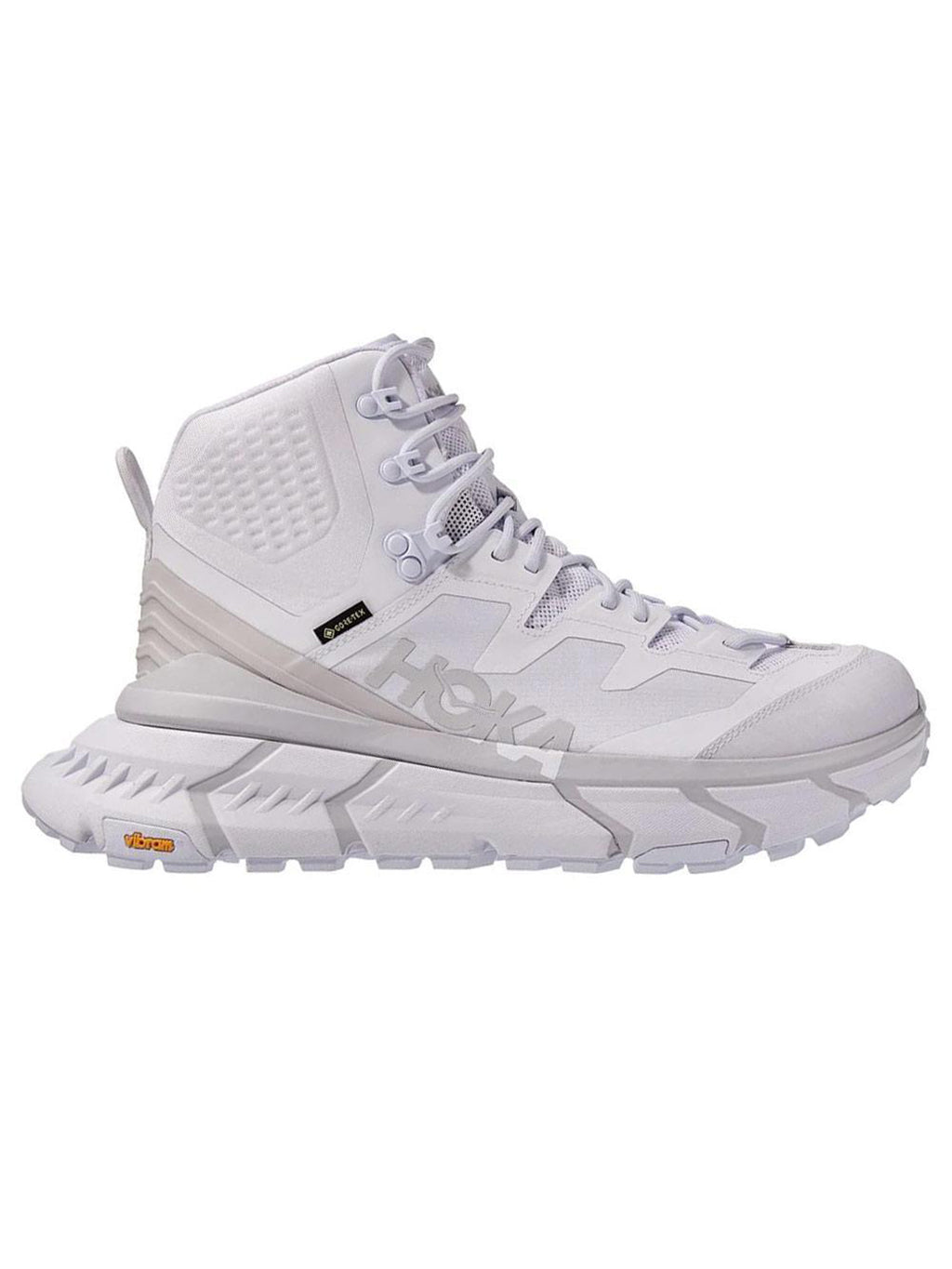 White & Nimbus Cloud Tennine Hike Shoes