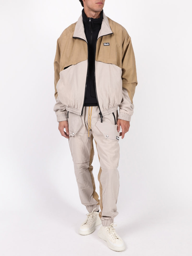 Neutral Flight Jacket