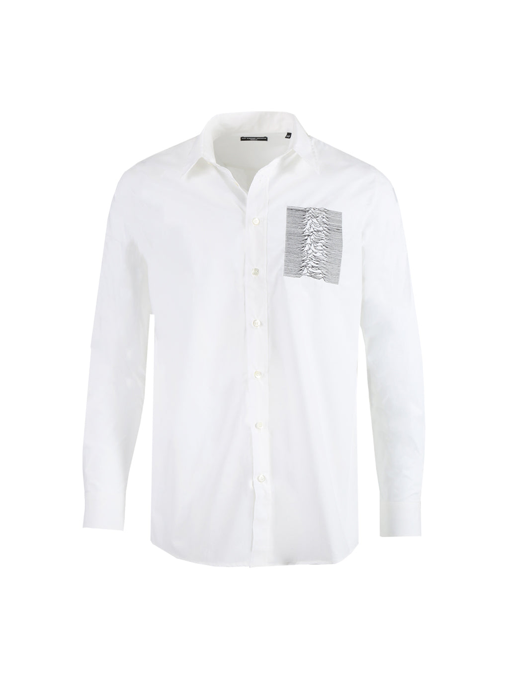 White Archive Redux Joy Division Button Down Shirt