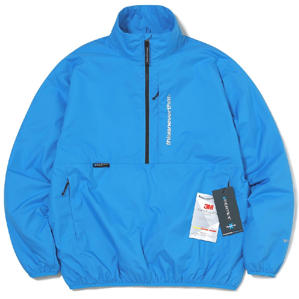 Blue Styled Pertex SP Jacket