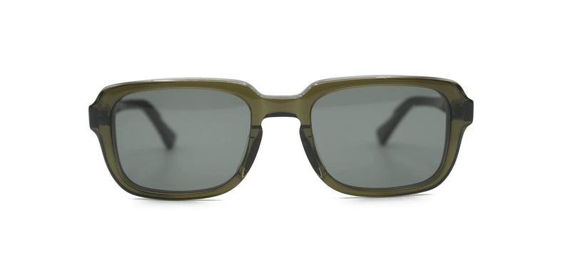 Olive Nelson Square Framed Sunglasses