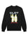 Black Obey Your Master Crewneck Sweatshirt thumbnail 1