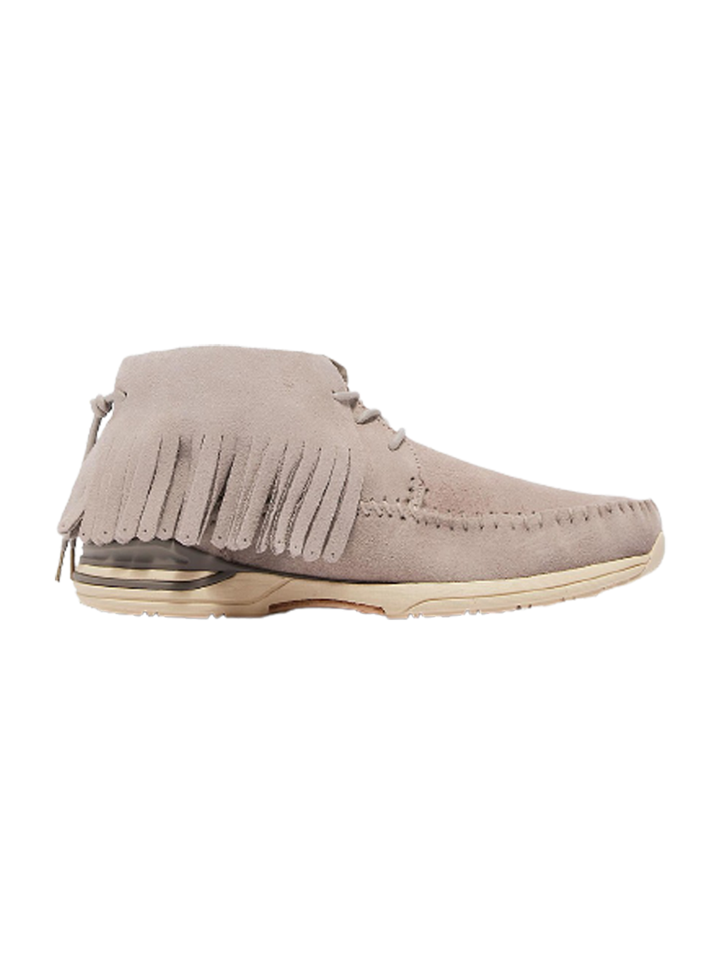 Grey Fbt Shaman Folk Shoes