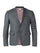 Grey Oven Four Bar High Armhole Sport Coat thumbnail 1