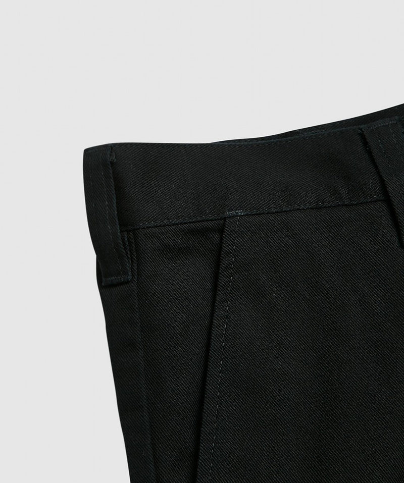 Black Skate Straight Leg Pants