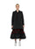 Black Tulle Coat Dress thumbnail 1