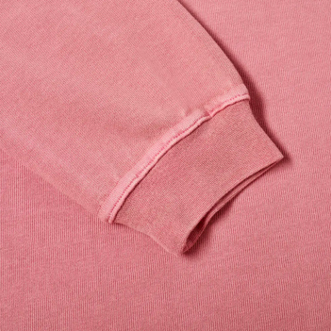 Pink Discovery Heavy Weight Sweatshirt