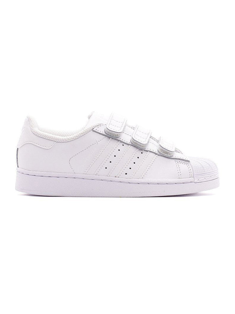 White Originals Preschool Superstar CF Shoes