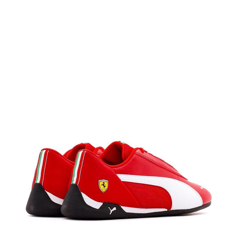 Red & White SF R-CAT Rosso Corsa Sneakers