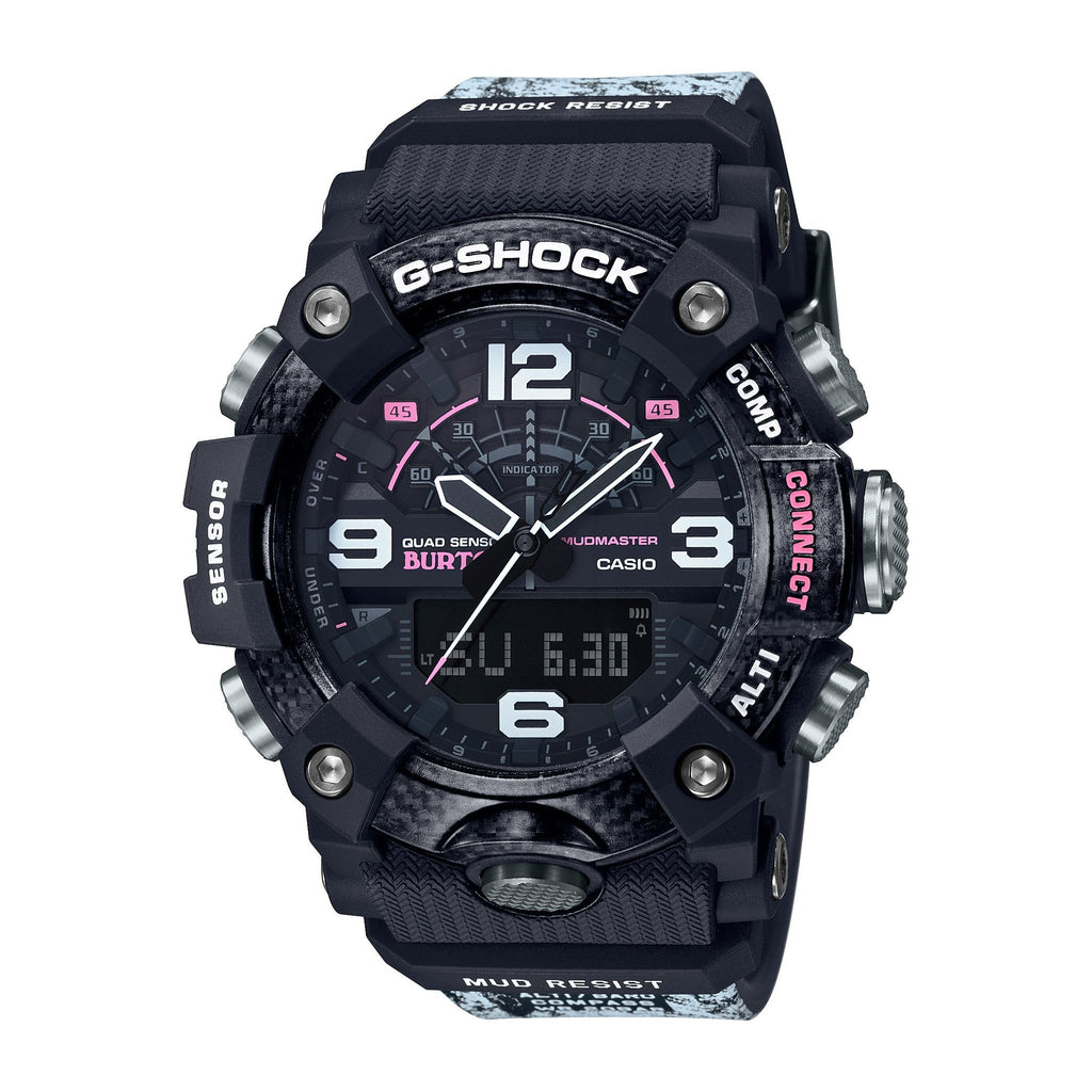 Black G-Shock Burton Limited Edition Master Of G Watch