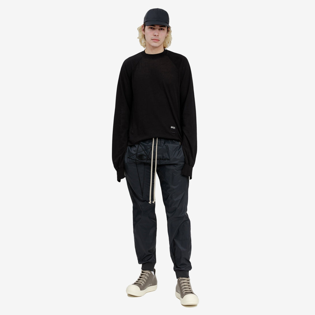 Black Phlegethon Vega Combo Sweatshirt