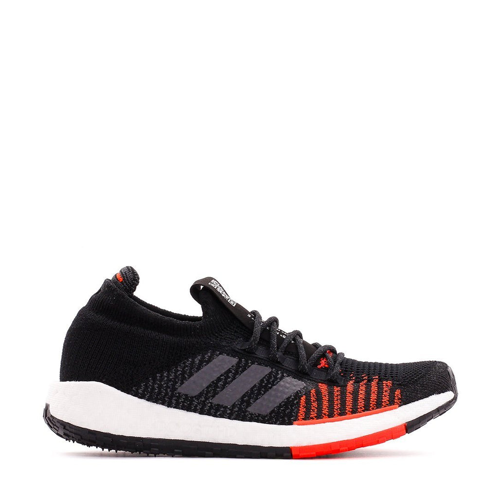Black & Red Running PulseBOOST HD Shoes