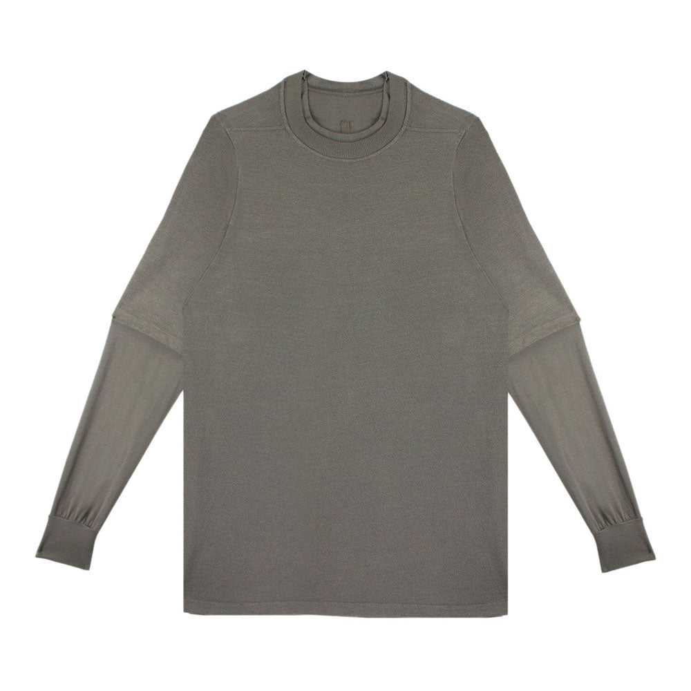 Grey Hustler Long Sleeve T-Shirt