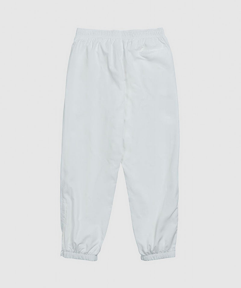 White Sport Tracksuit Pants