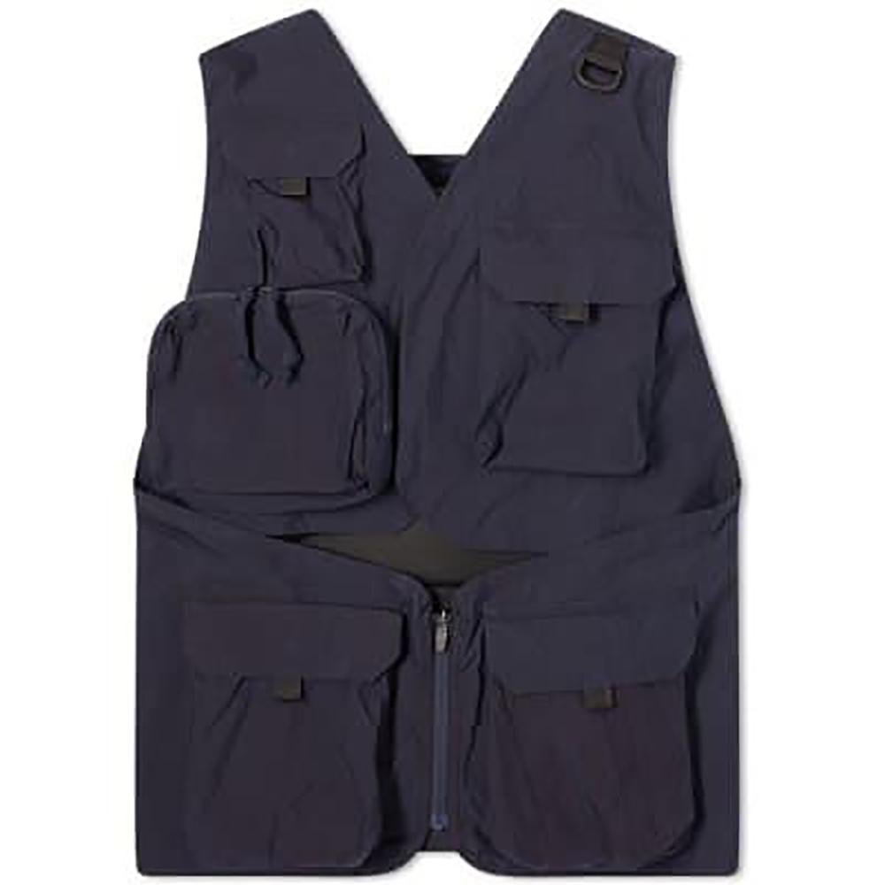 Navy New Balance Transform Vest Bag