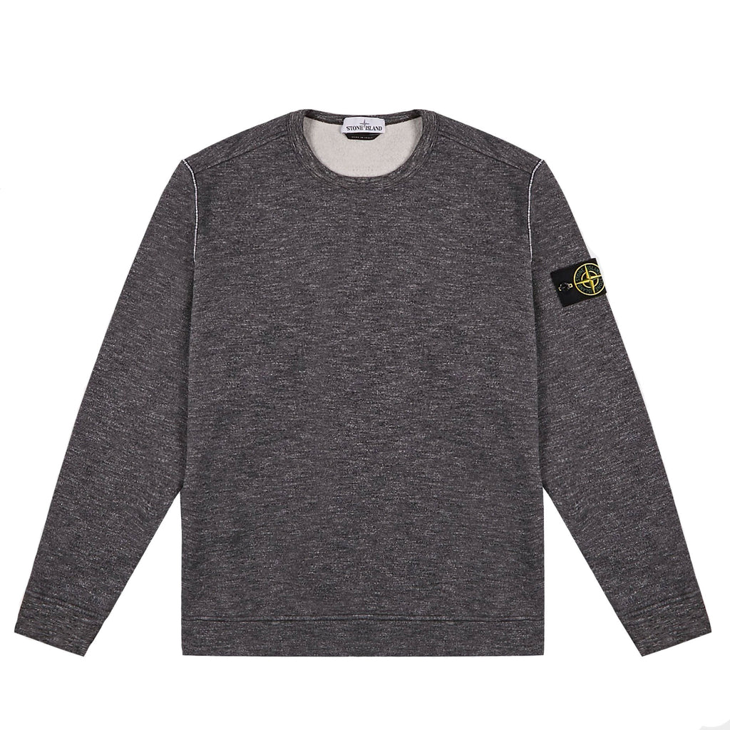 Anthracite Classic Fleece Crewneck