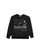 Black Best I Can Graphic Crewneck Sweater thumbnail 1