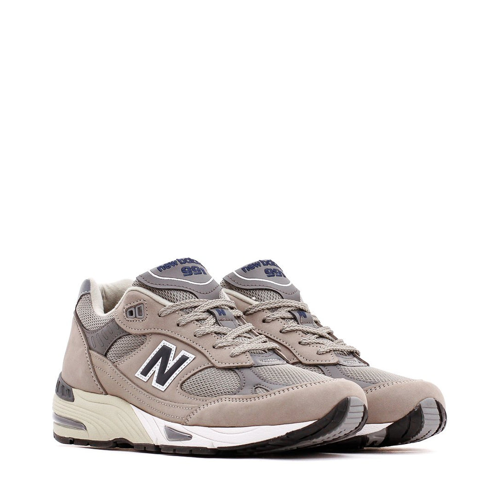 Gray 991 20th Anniversary Sneakers