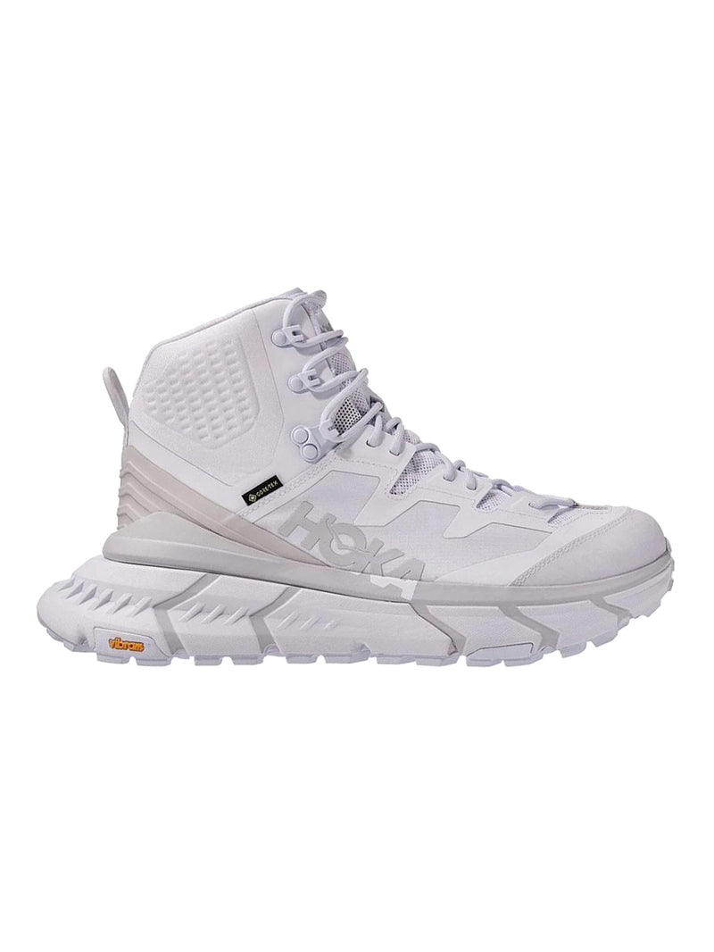 White & Nimbus Cloud Tennine Hike Sneakers