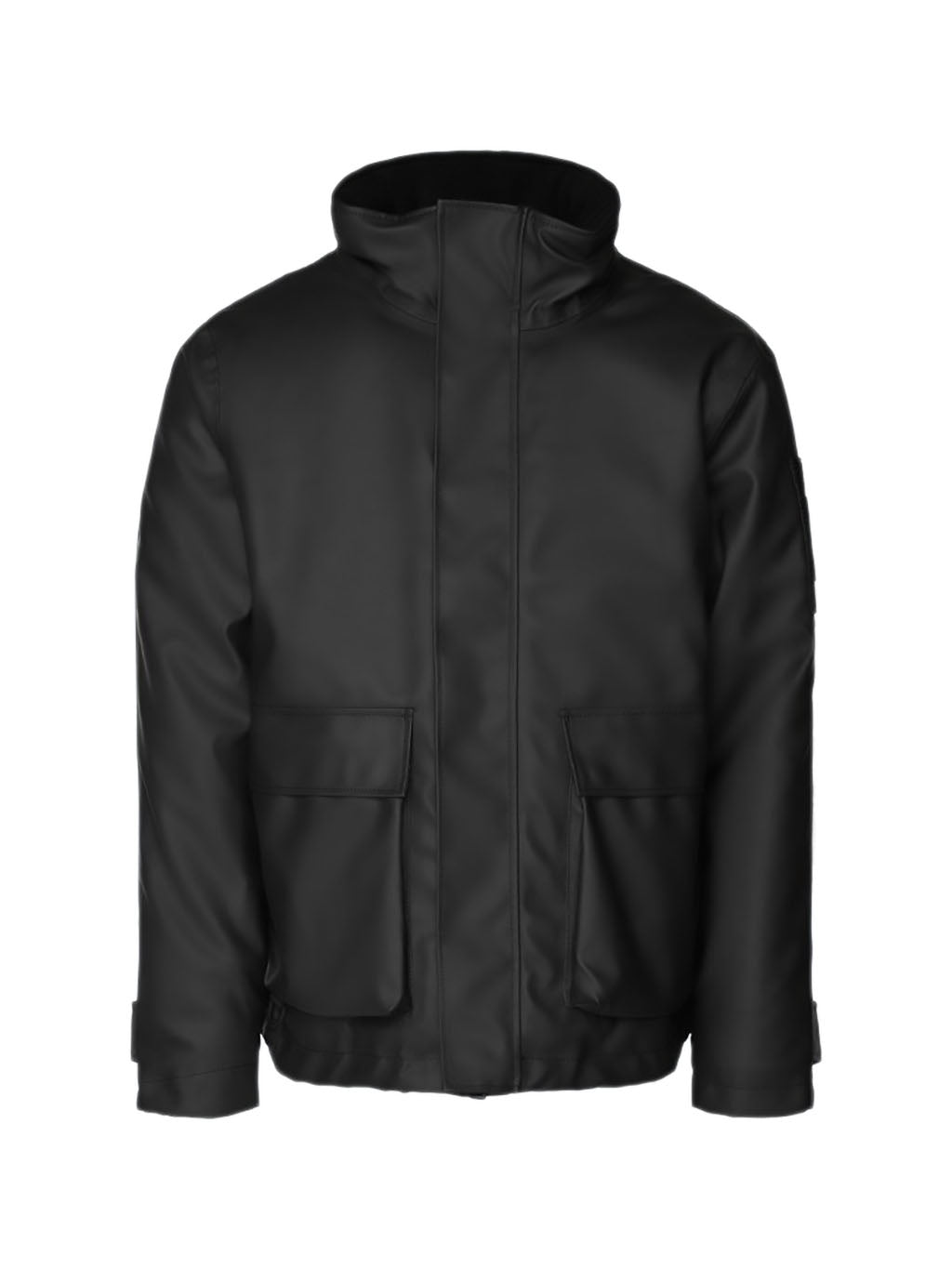 Black Waterproof Glacial Jacket