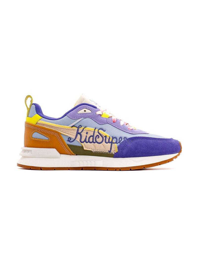 Blue Sand Kid Super Mirage Sneakers