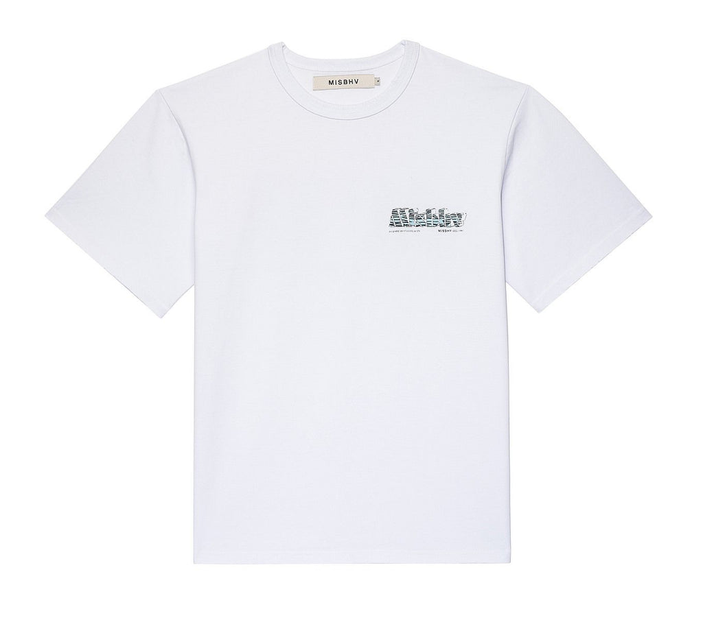 White The MBH Hotel Spa T-Shirt