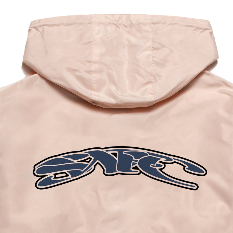 Pink SWFC Twisted Logo Anorak Jacket