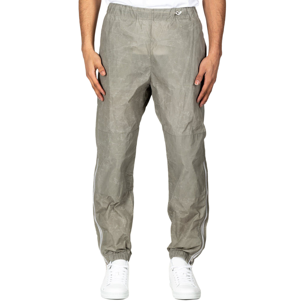 Taupe Patched Jogging Pants