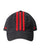 Black & Red Overdye Cap thumbnail 1