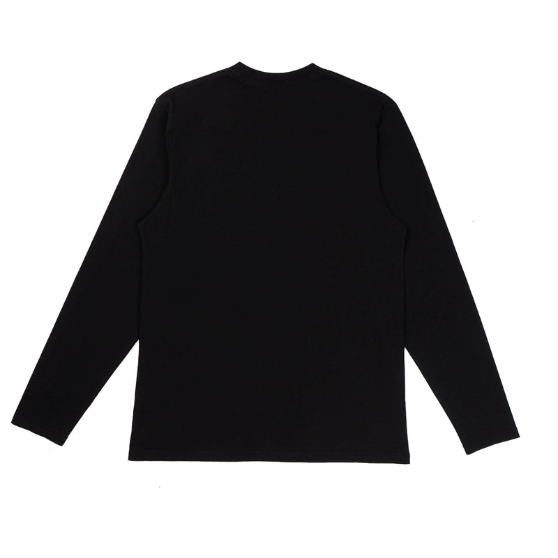 Black Classic Long Sleeve T-Shirt