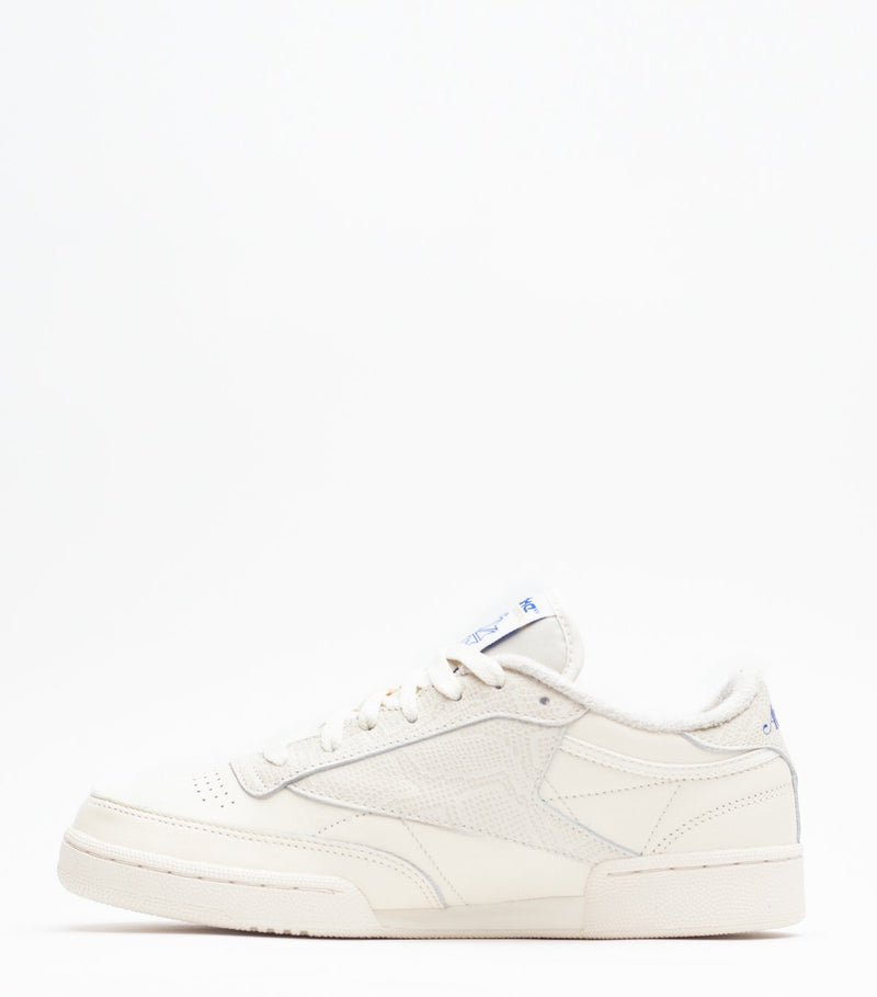 White x Awake NY Club C 85 Sand Sneakers