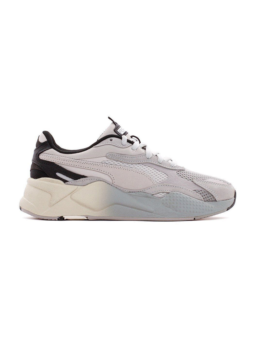 Grey & Violet RS-X³ Move Sneakers