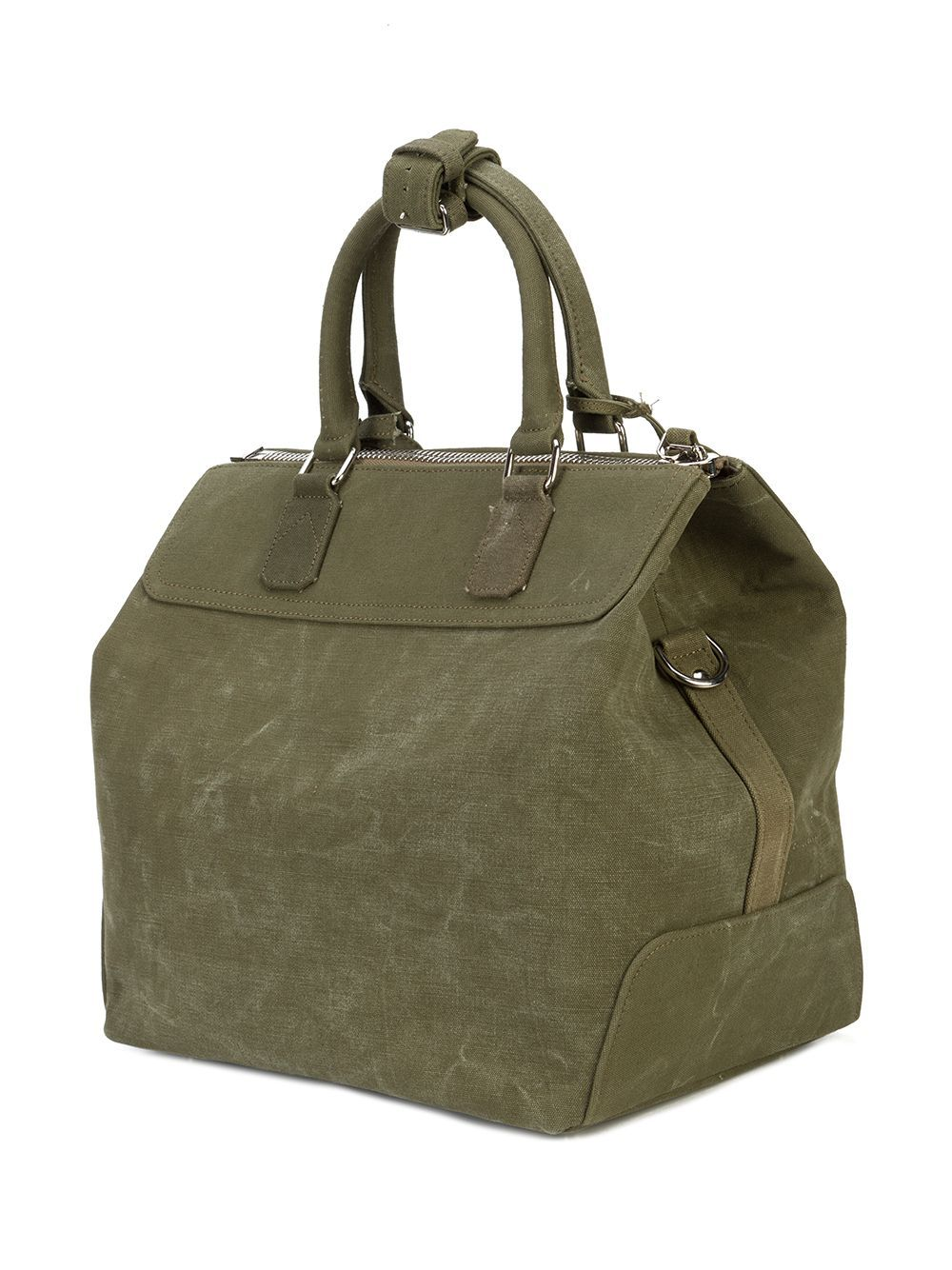Green Medium Gym Bag