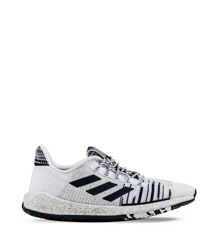 White & Black Pulseboost HD X Missoni Sneakers